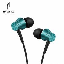 【1MORE】活塞耳機風尚版-藍色 (E1009-BL)