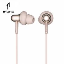 【1MORE】Stylish 雙動圈入耳式耳機-金色 (E1025-GD)