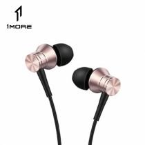 【1MORE】活塞耳機風尚版-粉色 (E1009-PK)