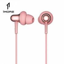 【1MORE】Stylish 雙動圈入耳式耳機-粉色 (E1025-PK)