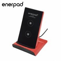 【enerpad】桌上/可攜兩用式行動電源-紅色 (DT-500-RD)