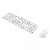 【YOUPIN 米家有品】米物無線鍵鼠套裝-白色(MWWC01)