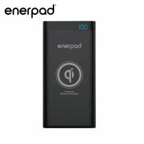 【enerpad】Qi 無線快充行動電源-Type C (Q10K)